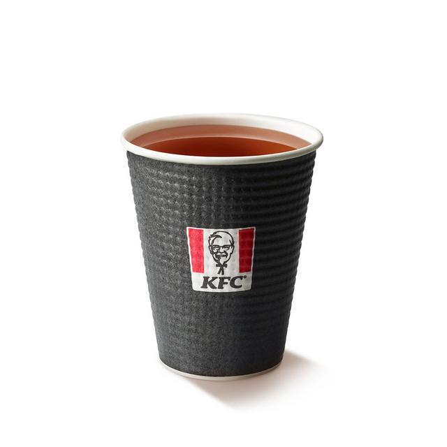 ホットウーロン賛美茶