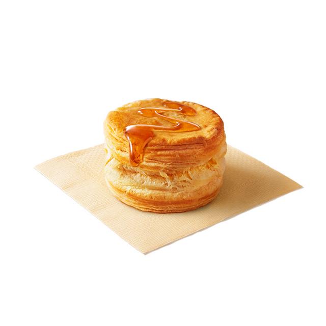 発酵バター入りビスケット