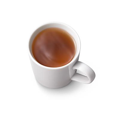 ホットアッサムティー(ミルク)